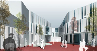 Design of a school of music and dance in Menorca