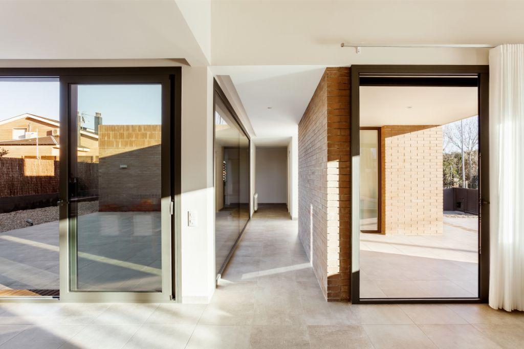 Obra nueva en viladecavalls pepe gasc n arquitectura - Casas en valles occidental ...
