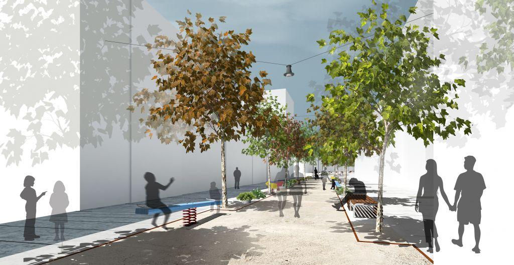 Rehabilitaci n del centro urbano de sabadell pepe gascon - Centro de sabadell ...