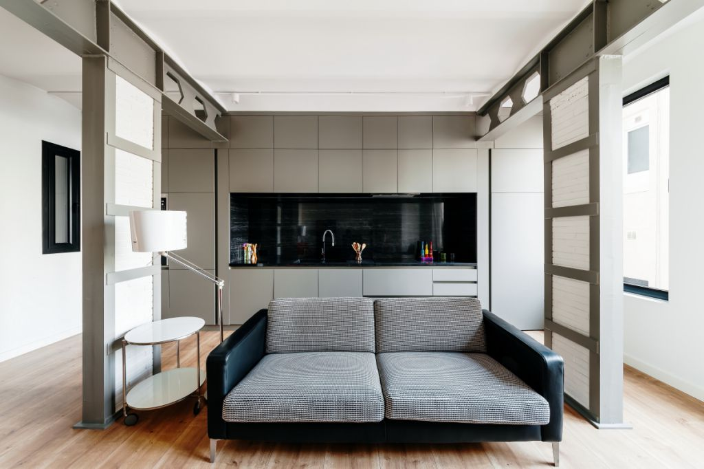 Villa danieli dise o interior de un piso de dos - Diseno interior barcelona ...