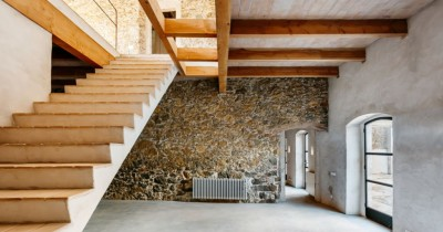 Renovation of country house in Empordà