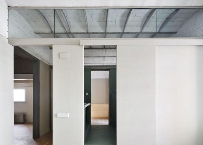 Reforma integral de un piso en tres torres barcelona - Casa torres barcelona ...