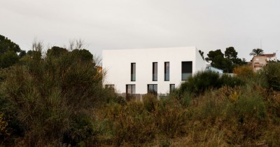 Elvira&Marcos house. New construction in Viladecavalls