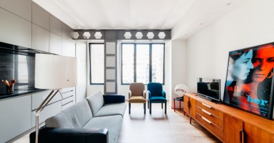 Refurbishment of a flat in the neighborhood of Gràcia